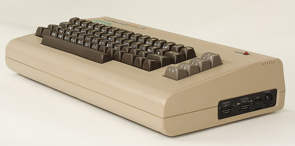 A Commodore 64 computer. Photo by Shane Doucette on Flickr