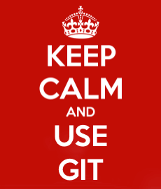 Keep Calm and Use Git